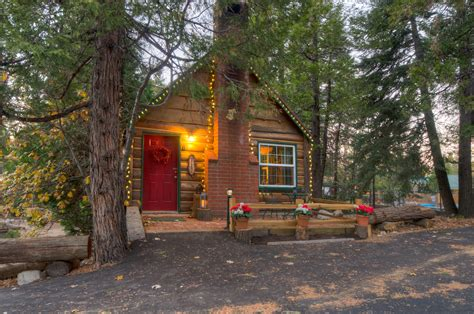 What Is The Cabin by Lake Arrowhead Pet Friendly Family Friendly Creekside