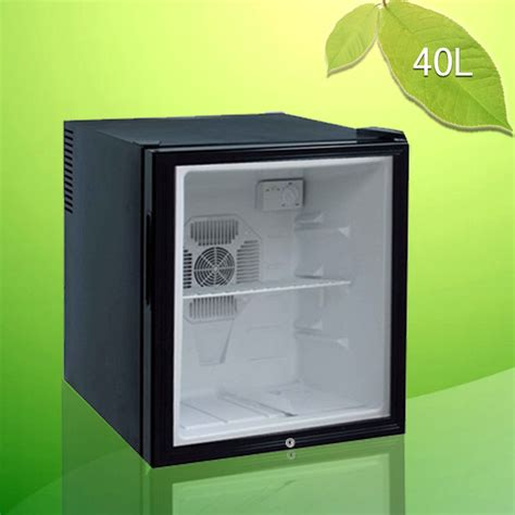 40l Glass Door Room Small Refrigerator Mini Fridge Glass Door Mini Refrigerators