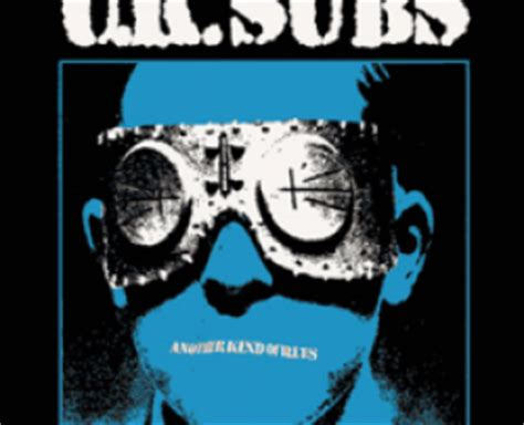 Tshirt U K Subs t shirts another of blues uk subs