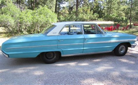 registered    ford galaxie