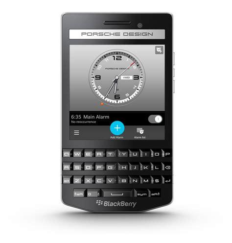p porsche blackberry unveils the porsche design p 9983 qwerty smartphone