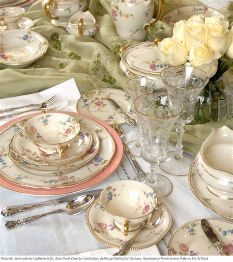 Table Sunnyvale by 45 Best Images About China Flatware Settings On China Patterns China