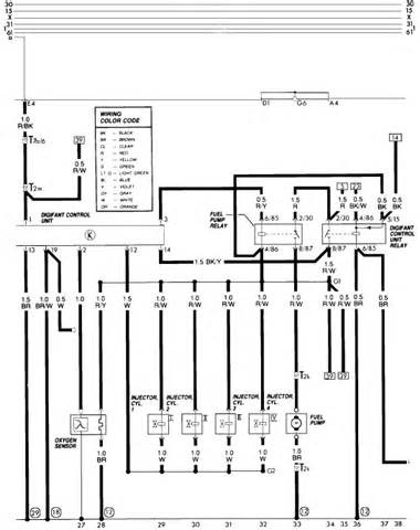 vanagon ignition wiring diagram wiring automotive wiring