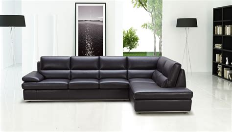 Leather Sectional Sofa 25 Leather Sectional Sofa Design Ideas Furniture