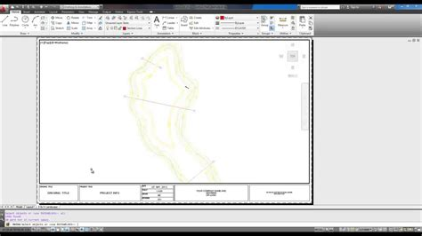 new layout viewport autocad tutorial how to rotate view in viewport youtube