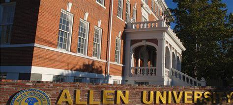 allen university campus pride
