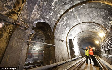 thames river underground tunnel open to the public for the first time in 145 years brunel