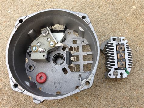 alternator diode pack alternator cooling options jaguar forums jaguar enthusiasts forum