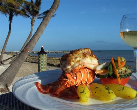 cuisine keywest florida lobster season 2013