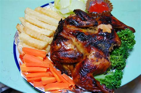 resep   membuat ayam bakar kecap blog info
