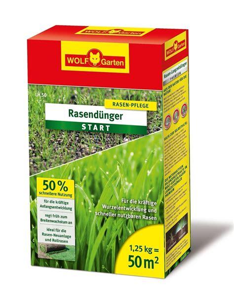 Starter D Nger Rasen 288 by Wolf Garten Rasen Starter D 252 Nger Lh50 Ausreichend F 252 R 50m 178