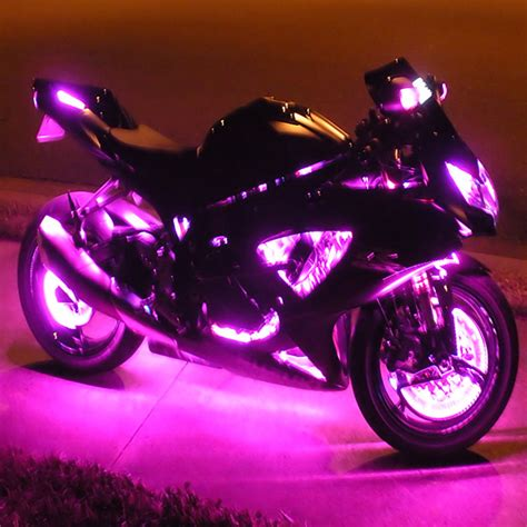 best led lights for motorcycles lighting