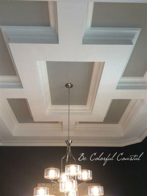 coffered ceiling ideas 1000 ideas about coffered ceilings on coffer