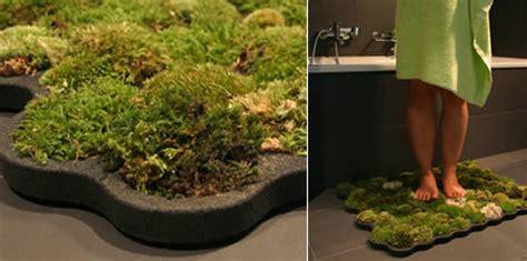 Live Moss Bath Mat by December 2011 Furniture Home Design Ideas