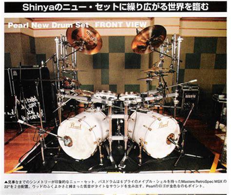 Stikdrum Dir En Grey Shinya post pic s of your favorite drummers kit page 2