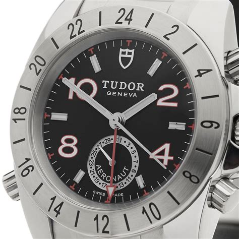 Tudor Aeronaut Gmt tudor aeronaut gmt stainless steel 20200 41mm w3846