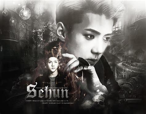 Wallpaper Oh Sehun Exo | sehun exo wallpaper by yourlonglostsister on deviantart