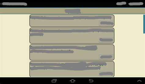 eclipse android layout width android listview scrollable area stack overflow