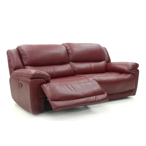 electric recliner sofas glasswells fontana 2 5 seater electric recliner sofa