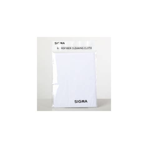 Lens Cleaning Cloth sigma microfiber lens cleaning cloth