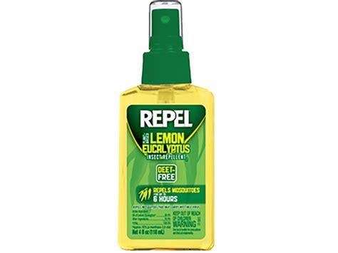 repel lemon eucalyptus insect repellent spray 4oz
