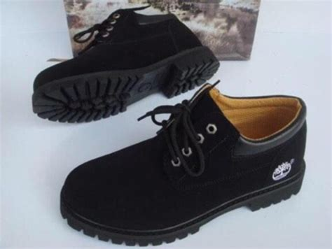 shoes low timberlands low black timberlands black