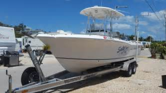 sea hunt boats key largo 2011 used sea hunt 232 center console fishing boat for