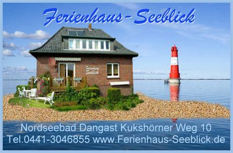 wohnungen in wilhelmshaven privat ferienwohnung wilhelmshaven friesland ferienhaus seeblick