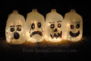 Milk Carton Halloween Decoration Pics Photos Milk Jug Ghost Halloween Decoration
