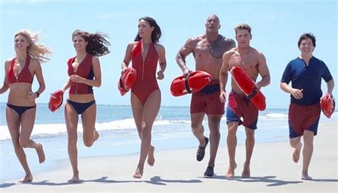 actress name in baywatch movie 5 movies like baywatch that make you want to hit the beach