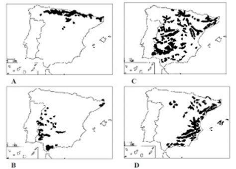 el escorial geotérmico: geo: ejercicio sobre vegetación
