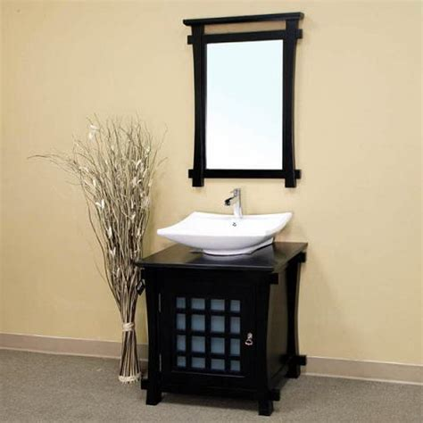asian bathroom vanity asian inspired bathroom vanities for a zen like modern bathroom