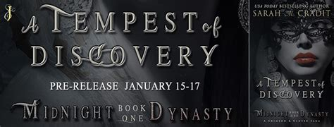 a tempest of discovery midnight dynasty book one volume 1 books prerelease blitz a tempest of discovery by m