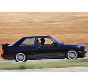 1989 BMW M3 Sport Evolution E30  Specifications Photo