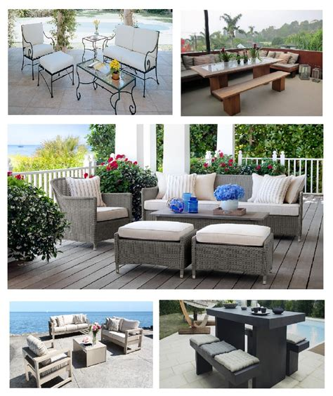 consider these factors before buying outdoor patio
