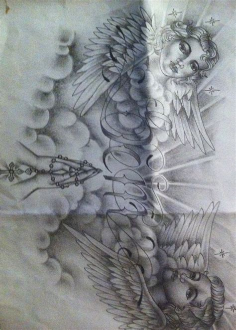 chest tattoo designs drawings religious chest design by tattoosuzette on deviantart