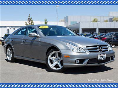 sell used 2011 cls 550: certified pre owned at authorized