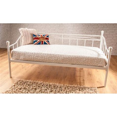 Daybed Mattress by Montpellier Metal Bedframe Daybed