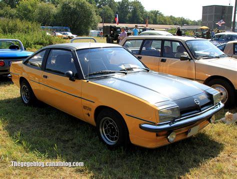 1975 buick opel 100 1975 buick opel opel gt values why aren u0027t