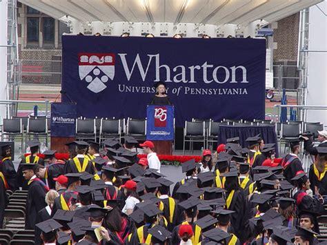 Wharton Mba Free by Wharton School 2006 Graduation Wharton School 2006