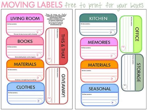 moving box labels template best 25 moving labels ideas on boxes for moving house packing to move and buy