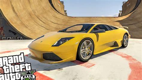 Gta 5 Lamborghini Murcielago Lamborghini Murcielago Lp 640 Gta 5 Pc Crash Testing