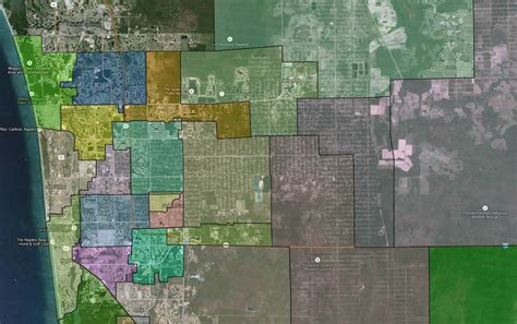 Collier County Search Collier County Schools Naples Elementary School District Map Collier