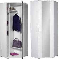 White Corner Wardrobe Closet Trento High Gloss White Wardrobe 3015 84 11777 Furniture In