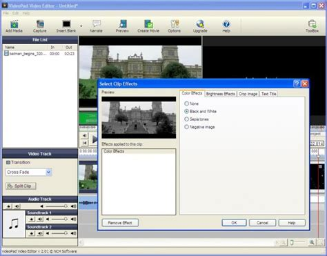 videopad video editing software free download full version videopad video editor download