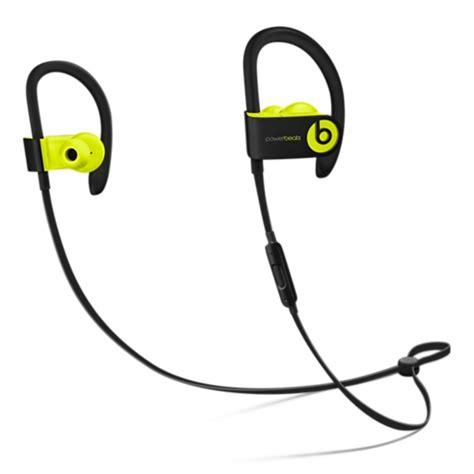 Powerbeats3 Wireless Sport Earphone Yellow powerbeats3 wireless earphones shock yellow tradeline stores