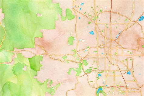 watercolor map tutorial passports and prada watercolor maps my many homes