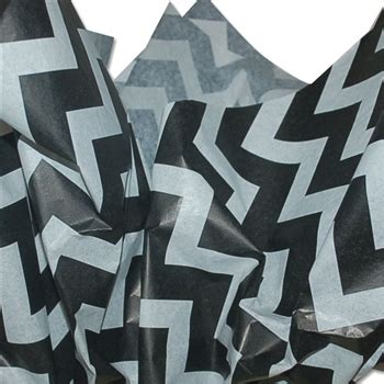 black patterned tissue paper bold chevron black patterned tissue paper t10717a 200