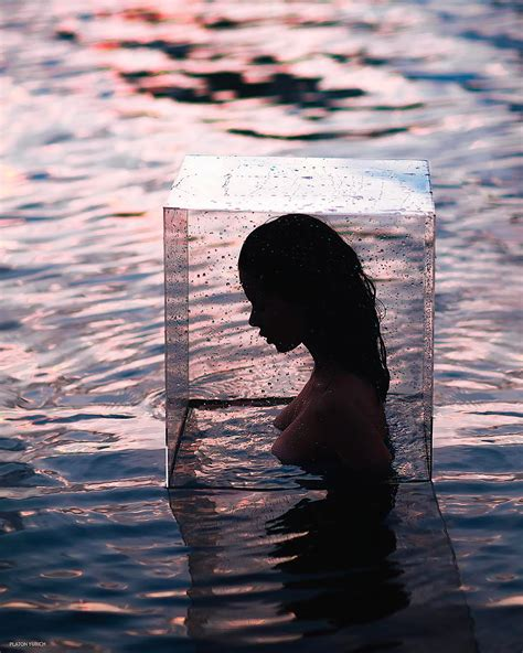 surreal photographic artworks  platon yurich daily