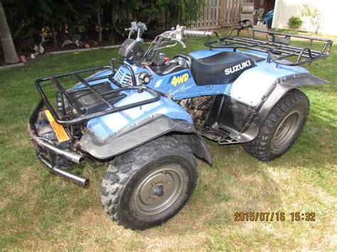 Suzuki 300 Quadrunner Parts 1991 Suzuki Quadrunner 300 Atv Comox Courtenay Comox